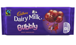 Bubbly Milk Chocolate