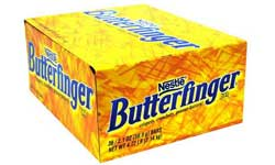 Butterfinger Candy Bars 36pcs