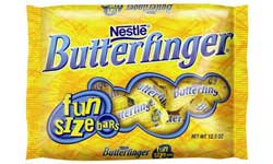 Butterfinger Candy Bars Fun Size