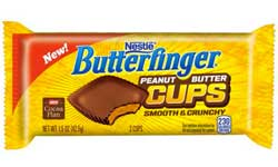 Butterfinger Chocolate Peanut Butter Candy