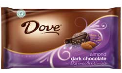 Dove Milk Chocolate with Almonds Large Bar