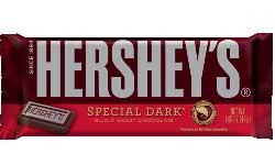 Hersheys Special Dark Mildly Sweet Chocolate Bar