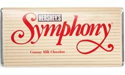 Hersheys Symphony Milk Chocolate Bar