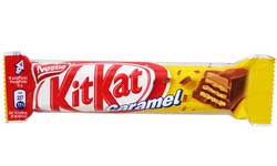 Kit Kat Caramel