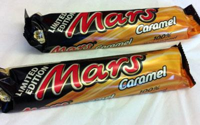 Mars 100% Caramel