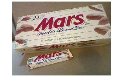 Mars Almond