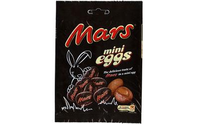 Mars Mini Eggs