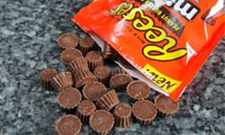Reeses Peanut Butter Mini Cups