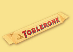TOBLERONE CHOCOLATE - MILK