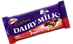 Cadbury Toffee Popcorn