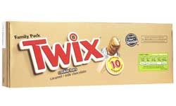 Twix Family Pack