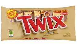Twix Singles 6 Pack