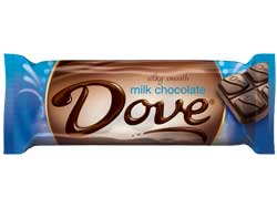 Dove Chocolate Brands List