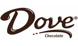 dove chocolate official logo
