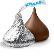 kisses chocolate brands list