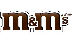 mm chocolate official logo