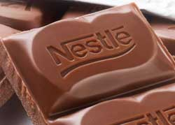 Nestle Chocolate Brands List