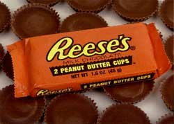 Reese's Chocolate Brands List