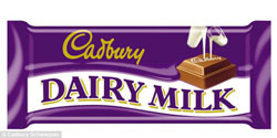 Cadbury Chocolate Brands List