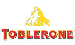toblerone official logo of the company