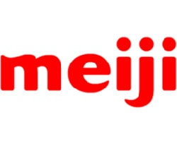 Meiji Official Logo of the Company