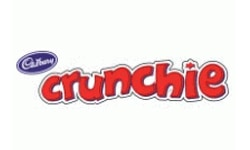 Crunchie official logo of the company