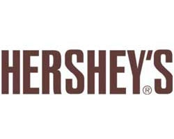 hersheys chocolate official logo of the company