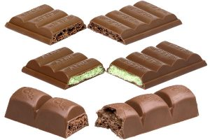 Aero chocolate bars list