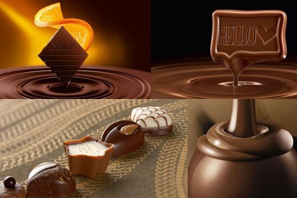 lindor chocolate brands list