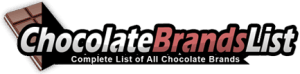 chocolate brands list official logo of the company