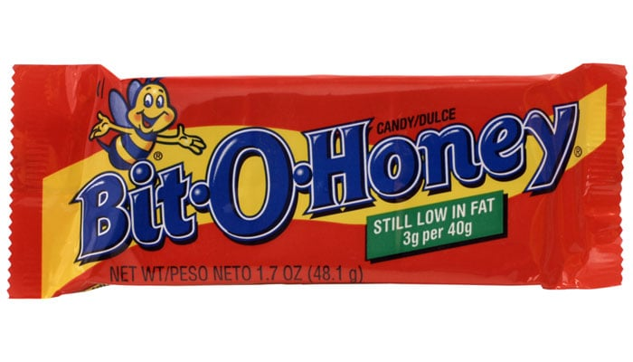 bit o honey chocolate pearson brand