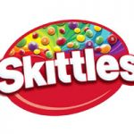 skittles official logo of the company