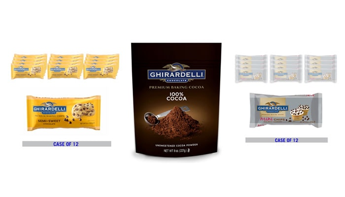 Ghirardelli Chocolate Chips (Baking Product)