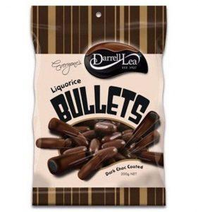 Liquorice Bullets