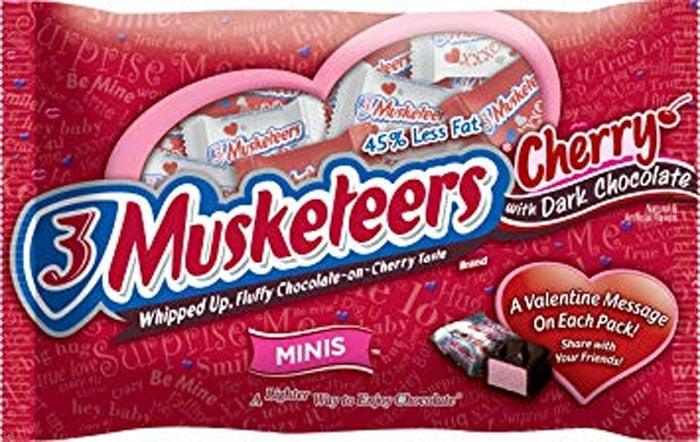 3 Musketeers Cherry