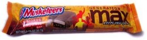 3 Musketeers Generation Max S'Mores Brownie Bar