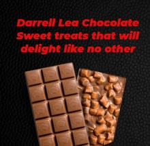 Darrell Lea Chocolate: Sweet treats that will delight like no other