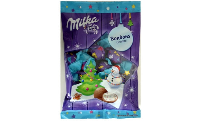 Milka Chocolate Candies Confetti Bonbons (86g)