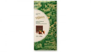 Italian Piedmont Hazelnut Cocoa Creamy Milk Chocolate