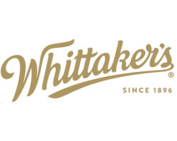 Whittakers official logo of the company