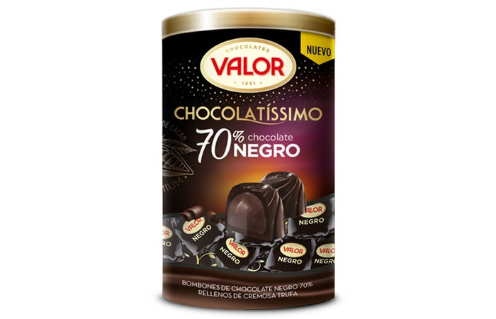 Chocolatíssimo Dark 70%
