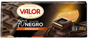 Dark Chocolate 70% with Orange
