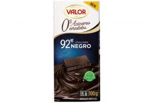 Dark Chocolate 92% 0% Sugar Added