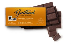 Semisweet Chocolate Baking Bars 64% Cacao