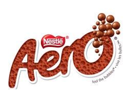Aero official logo of the company