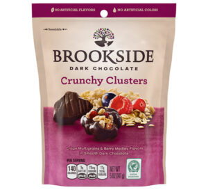 Brookside Dark Chocolate Crunchy Clusters