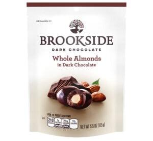 Brookside Whole Almonds in Dark Chocolate