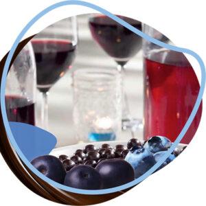 Merlot - Blueberry and Acai!