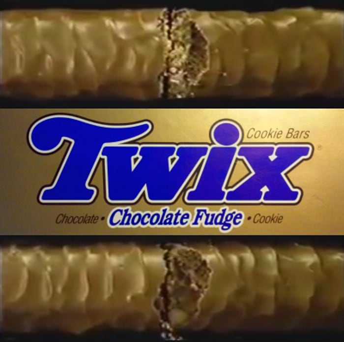 Chocolate Fudge Twix