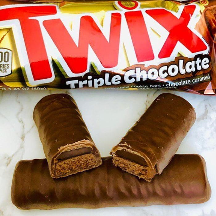 Triple Chocolate Twix
